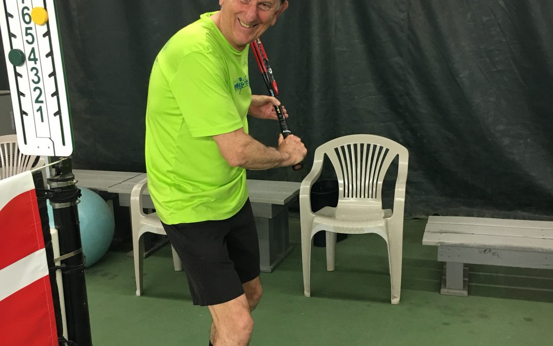 Bent Tree 7.5 Men's Combo sweeps matches at Tennis Center