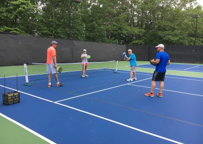 Pickleball at The Courts