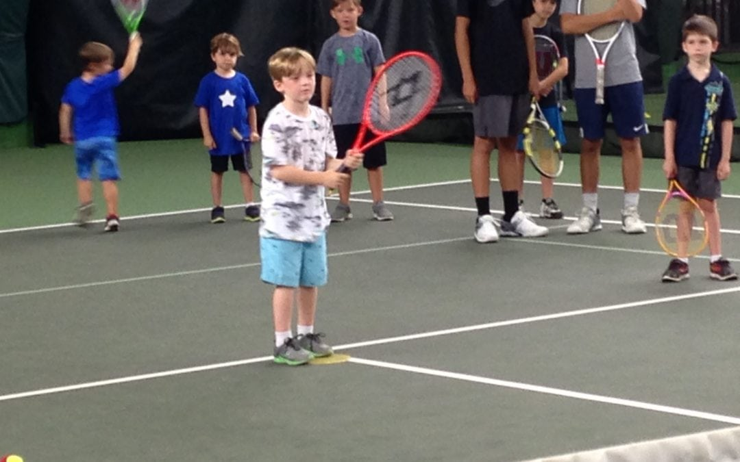 Junior Tennis Summer Camp