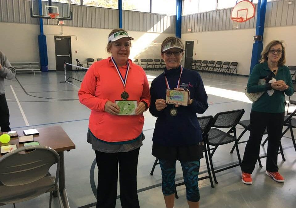 Bent Tree Members enjoy Pickleball Tourney Success and Benefit Boys & Girls Club in Canton!