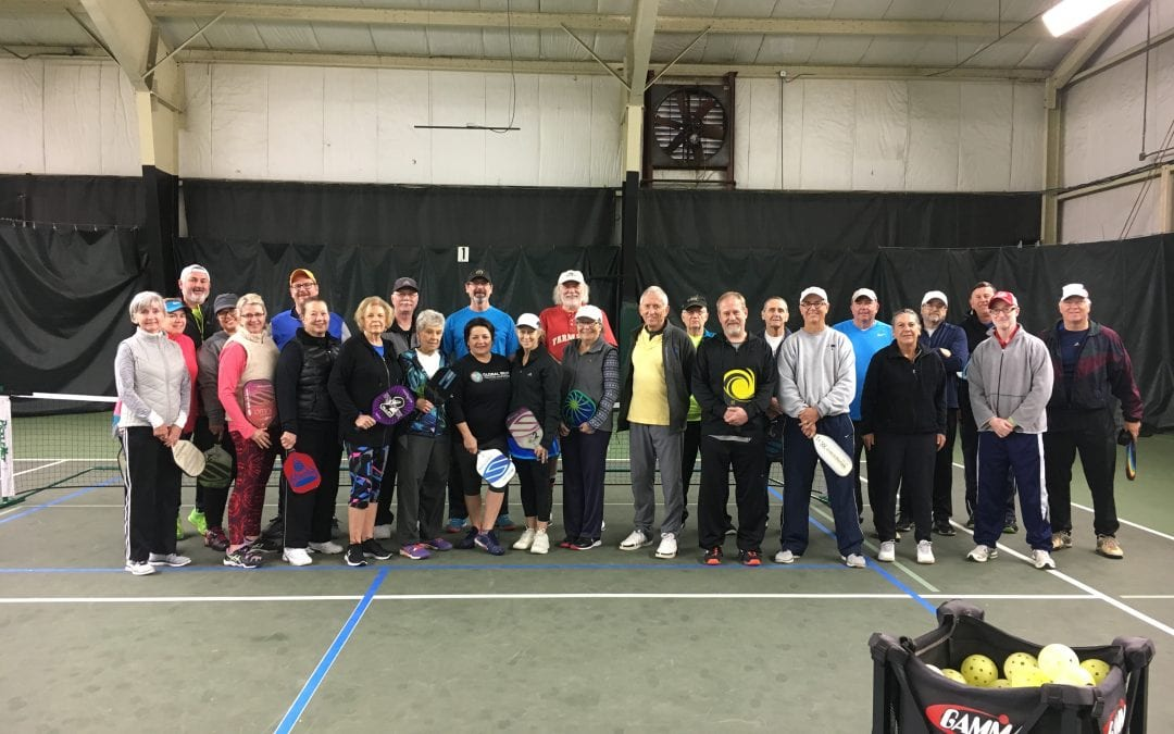January Pickleball Pot Luck Social
