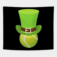 St. Paddy's Day Tennis & Pickleball Pot Luck Social!