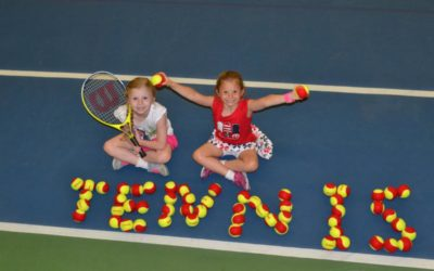 Tennis Summer Camp begins June & July!